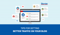 increase traffic on blogs