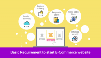 Basic Requirement to start E-Commerce website