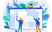 Creative and innovative web design at Skovian